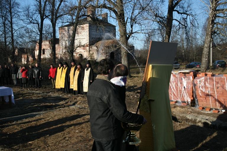 Закладка хр Митрофана Воронежского (15)