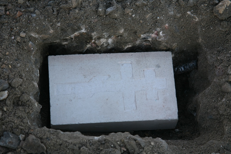 Закладка хр Митрофана Воронежского (6)